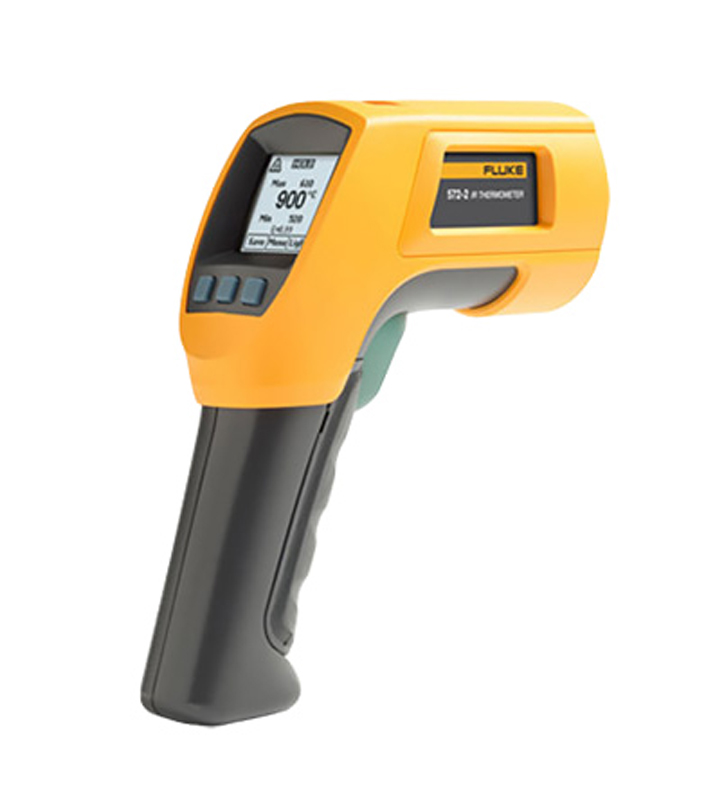 Contactless Infrared Thermometer - GridAxis